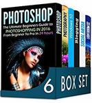 5 Free eBooks on Photoshop @ Amazon US/AU