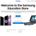 [Pre-Order] Samsung Galaxy Watch 42mm 4G $479.20 (20% off) + Free Shipping @ Samsung Education Store