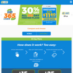 Catch Voucher ($15/ $25/ $35/ $49.90; $60 Minimum Spend) upon Purchasing Catch Connect 30-Day Plan + $10 Shopback Cashback