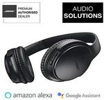 Bose QuietComfort 35 II Noise Cancelling Wireless Headphones $313.65 Delivered @ Audio Solutions eBay