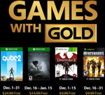 [XB1] Games with Gold December 2018