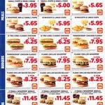 hungry jacks deals melbourne