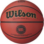 Wilson NBL Solution Official Game Basketball $35.99 + Delivery (Free with Prime / $49 Spend) @ Amazon AU