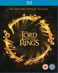 The Lord of the Rings Trilogy Box Set on Blu-Ray Only $24