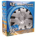 "14"" Wheel Covers $5, 15"" Wheel Covers $2 @ Repco"