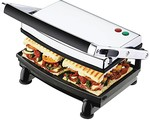 Sunbeam Compact Cafe Grill 2 Slice Sandwich Press (GR8210) - $31.20 + Delivery (Free C&C) @ Big W