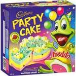 Cadbury Dairy Milk Freddo Frog Ice Cream Cake 1.5L $7 (Usually $14) @ Woolworths Online (Min Spend $30)
