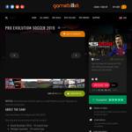 [Steam Key / PC] Pro Evolution Soccer 2019 ~AU$13.50 / David Beckham Edition ~AU$15.90 / Legend Edition ~AU$19.14 @ GameBillet
