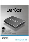 Lexar SL100 240GB USB-C USB 3.1 Portable External SSD 550MB/s $79 + $9.90 Delivery (Free NSW Pickup) @ PC Byte