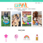20% off Everything Storewide with Free Shipping over $75 @ For All Our Pets