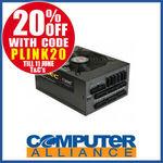 Antec 1300w Platinum PSU $199.20 + $15 Delivery (Free with eBay Plus) @ Computer Alliance eBay