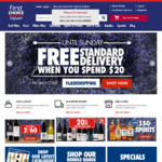 $10 off When You Spend $100 @ First Choice Liquor Online