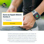 [WA] Free Apple Watch for Joining RAC Life Insurance When Reaching Silver Status on AIA Vitality