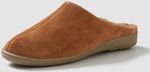 Suede Mule Men's Slippers $11.96 (Was $34.95) Free C&C or + Delivery & More @ Rivers