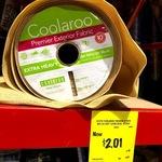 [NSW] Coolaroo 90% UV Heavy-Duty Cover Shade Cloth - $2.01 Per Metre (Usually $18.92) @ Bunnings, Rockdale