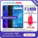 "UMIDIGI F2 Global 48MP / B28 / NFC / 6.53"" FHD+ / 6GB / 128GB US $190.04 (~AU $281.38) Shipped @ AliExpress Official Store"