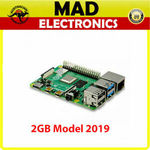 Raspberry Pi 4 2GB RAM - $65.95 Delivered @ Madelectronicsaus eBay (App Only)