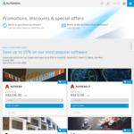 Up to 25% off AutoCAD & Revit @ Autodesk