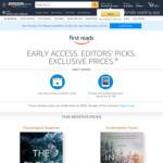 [Amazon Prime] 1 Free Kindle eBook (8 to Choose from) @ Amazon AU