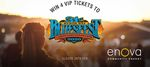 Win Four 5-Day VIP Passes to Bluesfest 2020 Valued at $4,192 from Enova Energy