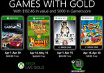 [XB1, XB360] Games with Gold April 2020 - Fable Anniversary, Project Cars 2, Knights of Pen and Paper Bundle & Toybox Turbos
