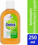 Dettol Antiseptic Disinfectant 250ml $5.99 + Delivery ($0 with Prime/ $39 Spend) @ Amazon AU