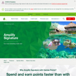 St George/Bank of Melbourne/Bank SA Amplify Signature Card 80k Qantas Points $139 Annual Fee ($6,000 Min Spend within 90 Days)