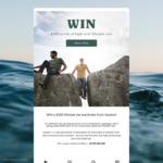 Win a $500 Lifestyle Tee Wardrobe from Seadon