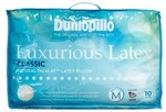 DUNLOPILLO Luxurious Latex Classic Profile Pillow $69.95 (Reg $149.95) + Delivery or in Store @ Harris Scarfe
