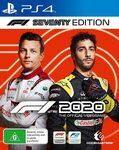 [PS4/XB1] F1 2020 Seventy Edition $69 + Delivery ($0 with Prime/ $39 Spend) @ Amazon AU