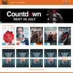 One Free DVD Rental @ Video Ezy