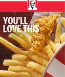 Tender Go Bucket $2.50 @ KFC (App Only)
