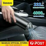 Baseus Wireless Car Vacuum Cleaner 4000pa Strong Suction Portable $47.99 Shipped @ Baseus Official eBay