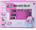208 Pcs Art Sketching and Drawing for Girls Xmas Gift $23.97 + Postage $9.90 @ Artoys