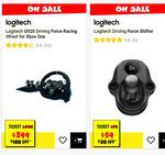 [PC, XB1] Logitech G920 $399 (Was $499), Logitech G29 (PS4, PC) $399, Logi Driving Shifter $59 @ JB Hi-Fi
