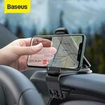 Baseus Car Phone Holder 360 Degree Dashboard Phone Holder A$10.58 Delivered @ eSkybird
