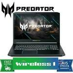 [eBay Plus] Acer Predator Helios 300 17.3in 144Hz i7-10750H 16GB 512GB RTX2070 Gaming Laptop $1799 Delivered @ Wireless 1 eBay