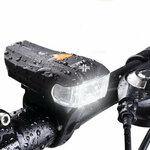 Xanes 600 Lumens Bicycle Light w/ Dual LED and Smart Sensor US$8.99 (~A$11.70) Delivered @ Banggood