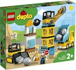 LEGO 10932 Duplo Construction Wrecking Ball Demolition Set $45 (Was $89) + Delivery ($0 C&C/ in-Store) @ BIG W