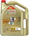 Castrol Edge 5W-30 A3/B4 Full Synthetic Engine Oil 10L $60 C&C or + $5 Delivery @ Repco