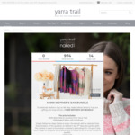 Win a $500 Yarra Trail Voucher & $500 Naked Wines Voucher from Yarra Trail