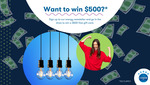 Win a $500 VISA Gift Card from Canstar Blue