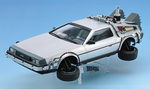 """Aoshima Delorean Model Kit from """"Back to The Future"""" $51.19 (20% off) + $9.50 Shipping ($0 in-Store/ $99 Spend) @ Hobbyco"""