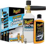 Meguiar's Car Wash Snow Cannon Kit $69.97 Shipped @ SparesBox eBay