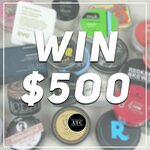 Win a $500 Store Voucher from Above The Collar
