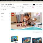 20% off LEGO: 21318 Ideas Tree House $223.20, 10264 Creator Expert Corner Garage $239.20 Delivered @ David Jones