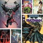 Buy 1 Comic & Get 8 Free Comics + Postage @ Comicbookeroo
