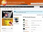 HP Bundle Bonanza! Dual Core HP Mini Netbook + HP Colour Network Printer - $349 from LFO, Sydney