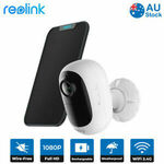 [eBay Plus, Afterpay] Reolink Outdoor 1080p Wireless Security Camera Night Vision Argus2E + Solar Panel $92.65 Shipped @ eBay