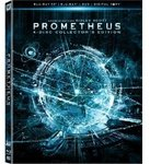 Prometheus Collector's Edition (Blu-Ray 3D), Avengers (Blu-Ray) $15ea + $6 Shipping @ Amazon.com